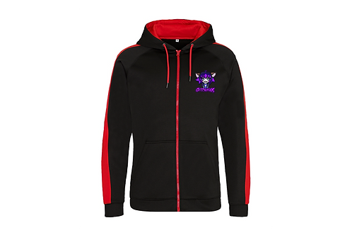 Gippychick Sports Polyester Zoodie
