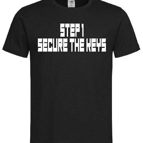 Step 1 T-shirt