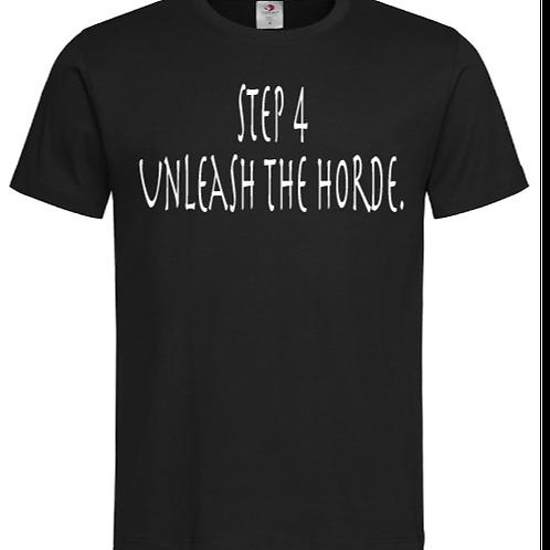 Step 4 T-shirt