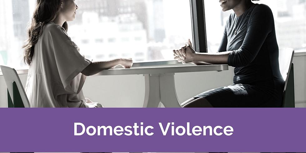 Domestic Violence in Mediation - Birmingham - September 21-22, 2020