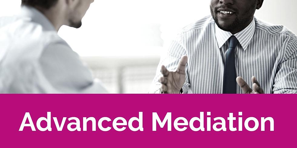 Advanced Mediation Seminar / Sept 23-24, 2021 / Montgomery, AL
