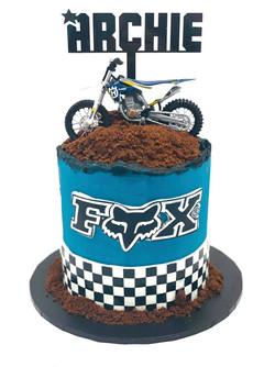 fox dirtbike