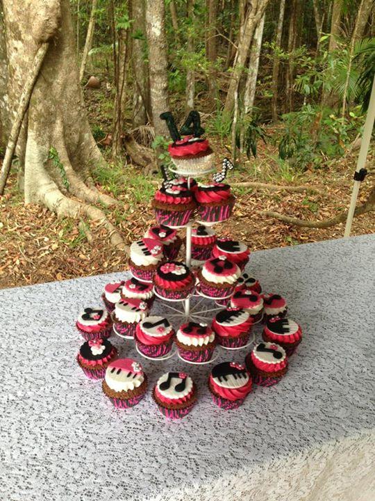 Musical cupcakes