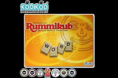 Rummikub 拉密字母版