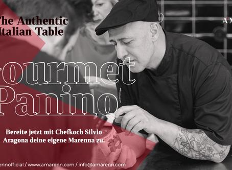 "The Authentic Italian Table - ""Marenna Michelangelo"" ein Gourmet Panino aus Neapel"