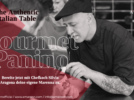 "The Authentic Italian Table - ""Marenna Michelangelo"" ein Gourmet Panino aus Neapel"