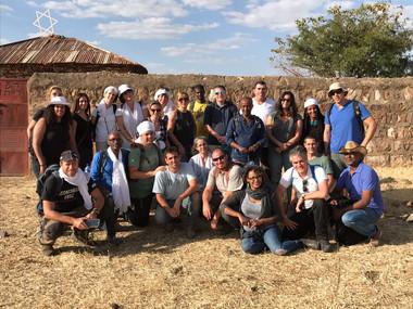 מסע ארגון מעוז באתיופיה, דצמבר 2016