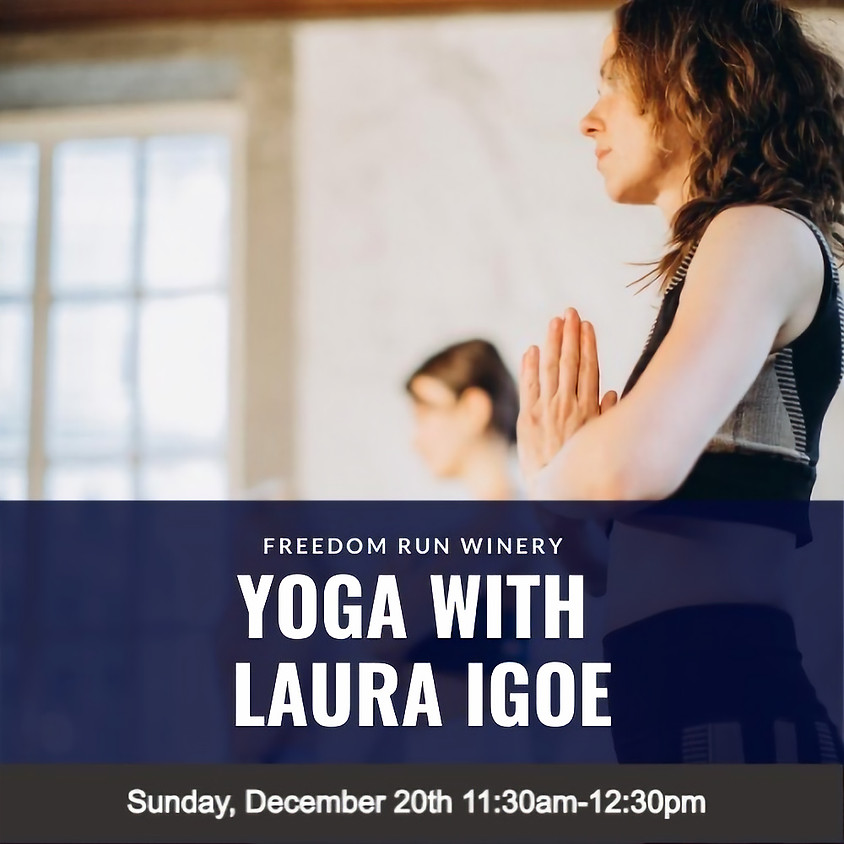 Yoga with Laura Igoe