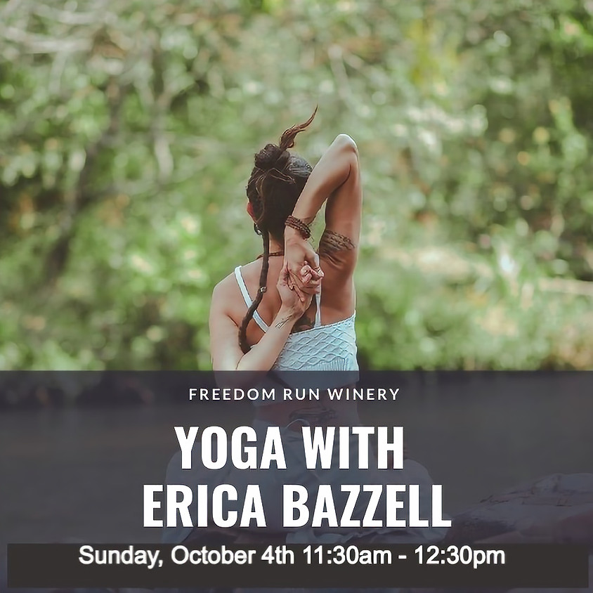 Yoga with Erica Bazzell
