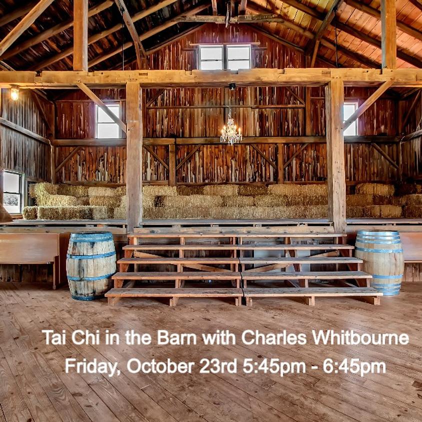 Tai Chi in the Barn