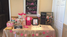 Sugar & Spice Baby Shower
