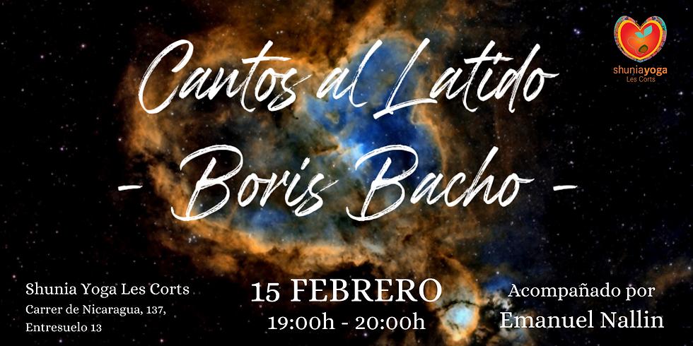 Cantos al Latido - Boris Bacho