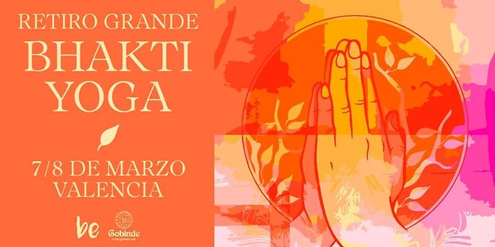 Retiro Grande de Bhakti Yoga