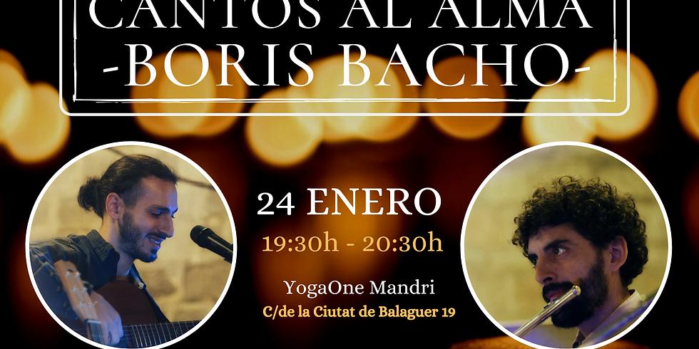 Cantos al Alma - Boris Bacho