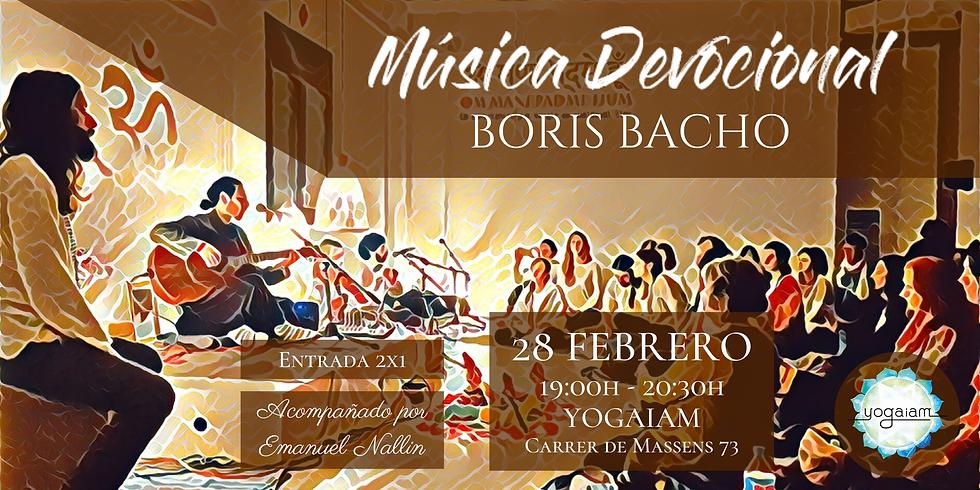 Música Devocional - Boris Bacho