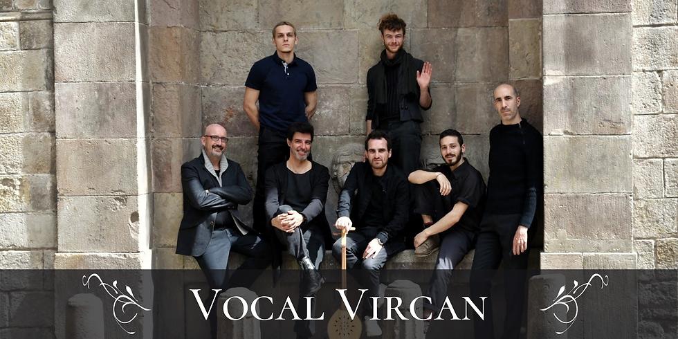 Vocal Vircan - Polifonías de Georgia