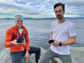 On the mission to save lives with Norwegian camera tech