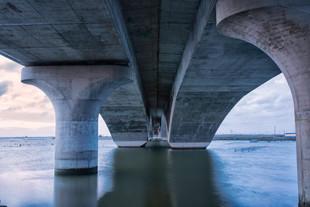 BRIDGE PILLAR