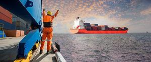 Marine transport and logistics