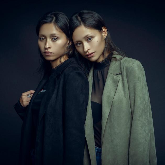 Erika V. & Laura V.