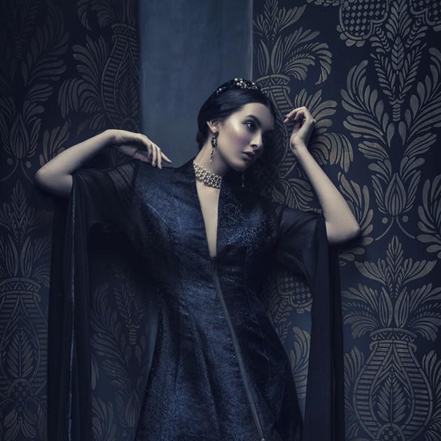 Handmade dark fashion - Haute Gothure