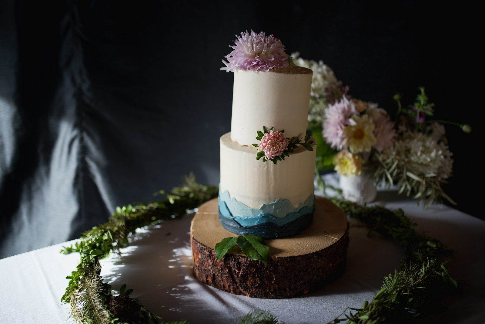 cake table - t&c