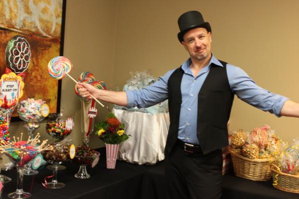 TA DA! Candy!!