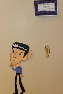 Pin the Ear on the Vulcan