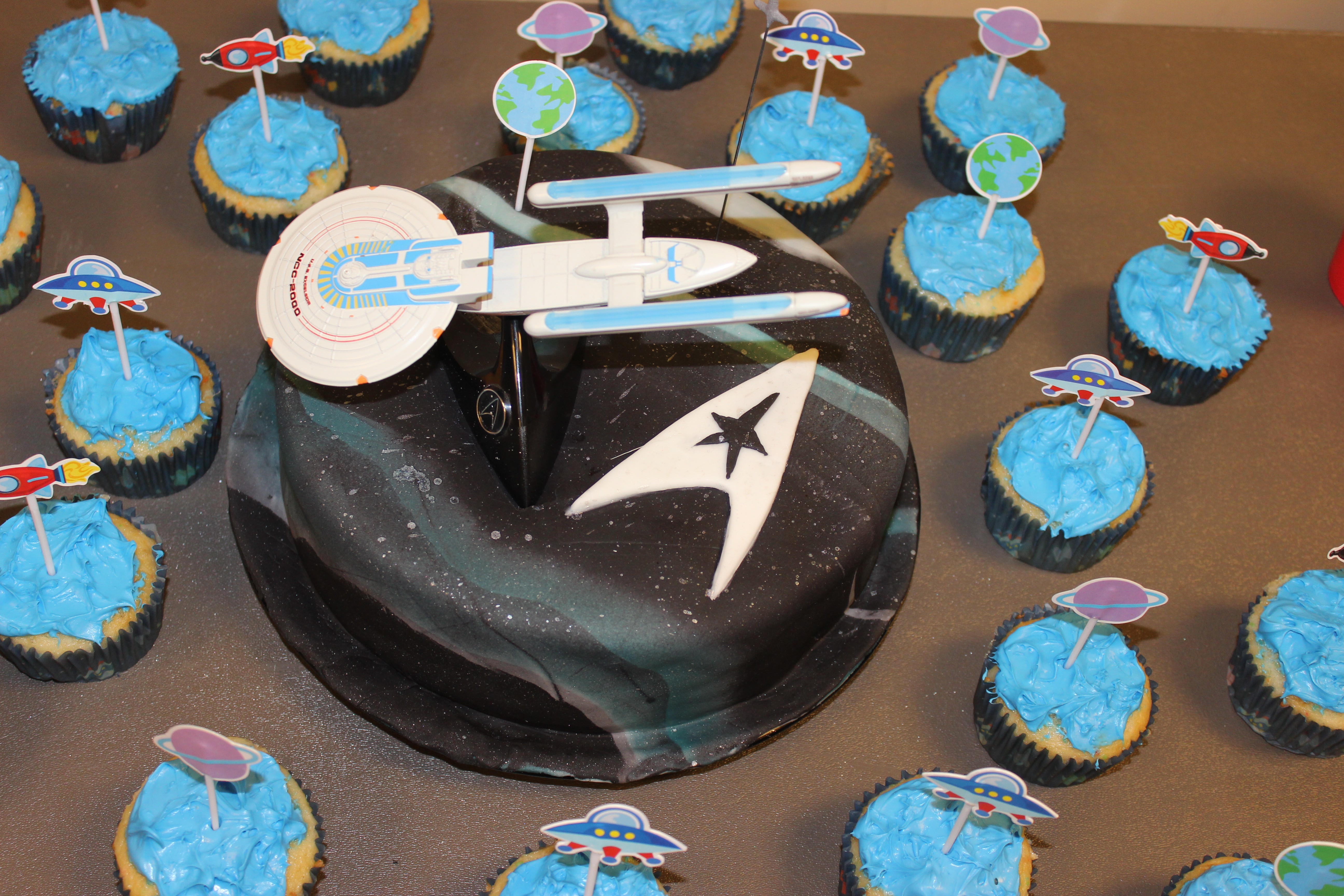Star Trek 1st Birthday