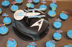 Star Trek 1st Birthday