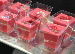 Cold Raspberry Soup
