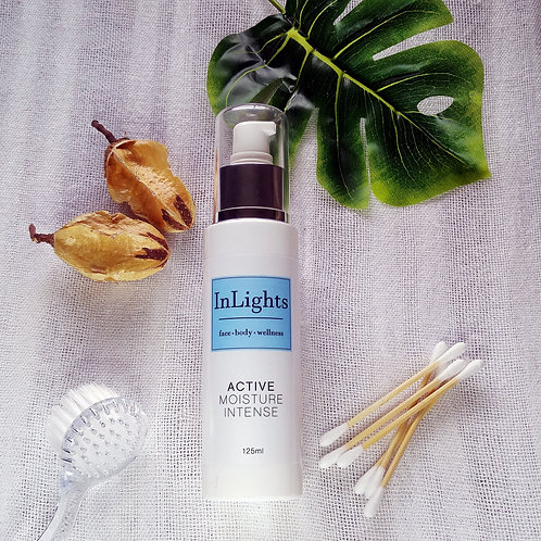 Moisture Intense with Hylauronic and Lactic Acid 125ml