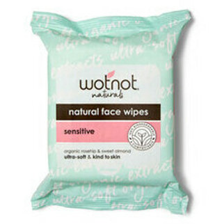 Wotnot Facial Cleansing Wipes (25 sheet)