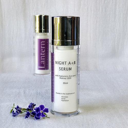 Night Serum A + B 30ml