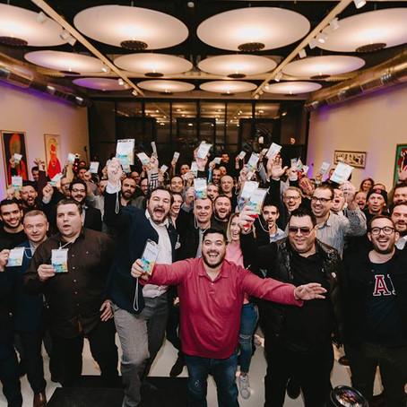 Η MDW Events για 2η συνεχόμενη χρονιά συμμετείχε στο Wedding Dj Convention στην Αθήνα