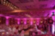 Uplighting Wedding Costa Navarino, Αρχιτεκτονικός Φωτισμός Γάμου