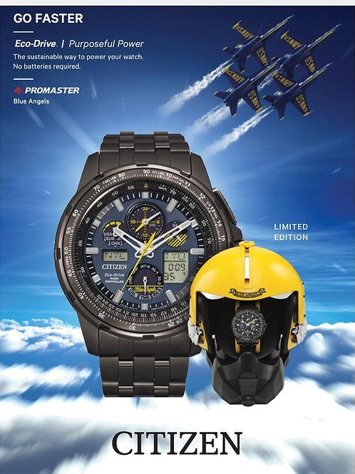 Citizen Blue Angel JY8097-58L