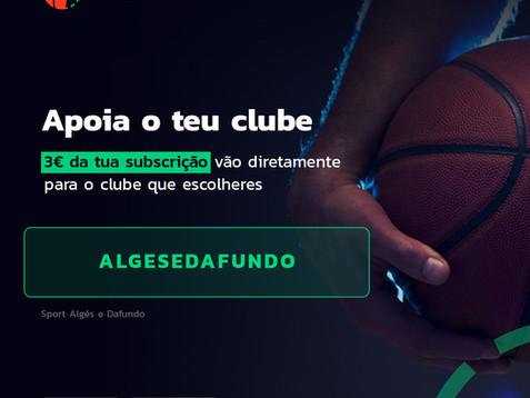 """Campanha """"Apoia o teu Clube"""" com a FPB Tv"""