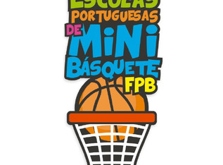 Algés aprovado pela FPB como Escola Portuguesa de Minibasquete