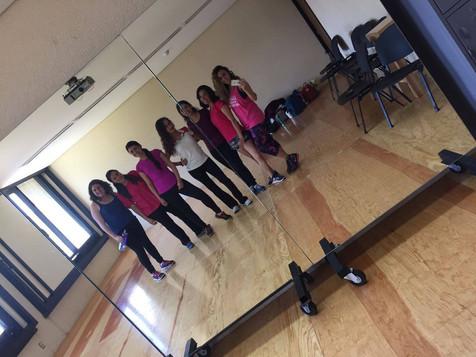 Moomba Fitness Dance Class (pink day)