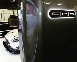 Logo LED SPS