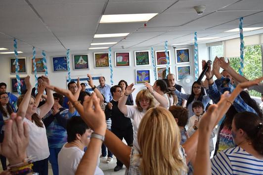 Kadima Yom Hatzmaut Moomba Party