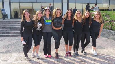 Moomba Flash Mob at Anahuac University