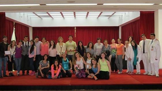 Anahuac University Moomba Master Class