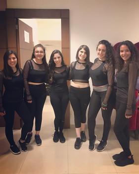 Moomba Fitness Concert at Nextel Theatre
