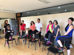 Moomba Sentao Fitness Dance Class