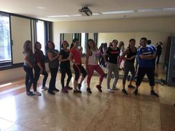 Moomba Fitness Dance Class