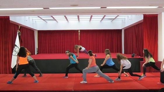 Moomba Fitness Master Class
