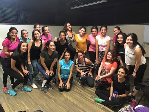 Sweat with Moomba Fitness