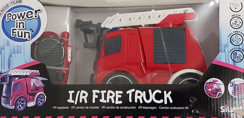 Feuerwehrauto Infrarot 4+